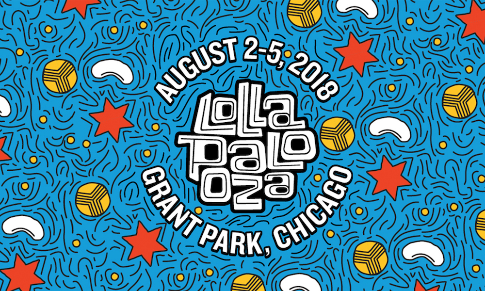 C3 Presents Lollapalooza's 2018 Lineup