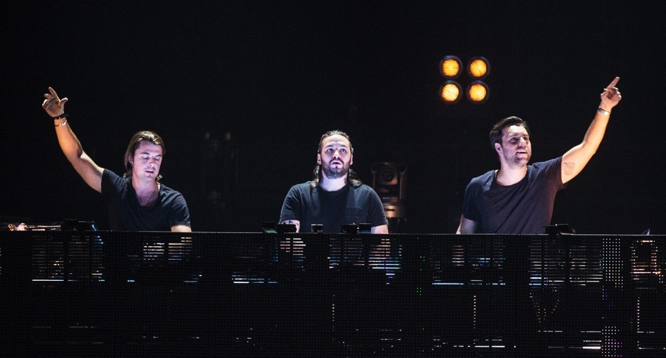 Swedish House Mafia returns with a recorded set