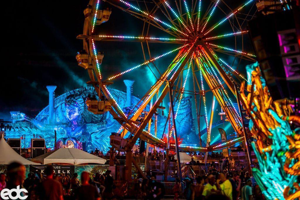 9 Reasons To Attend EDC Las Vegas 2018