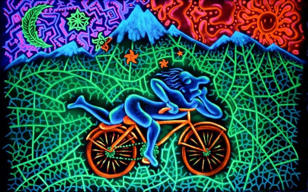 Bicycle Day: A Celebration Of Discovery