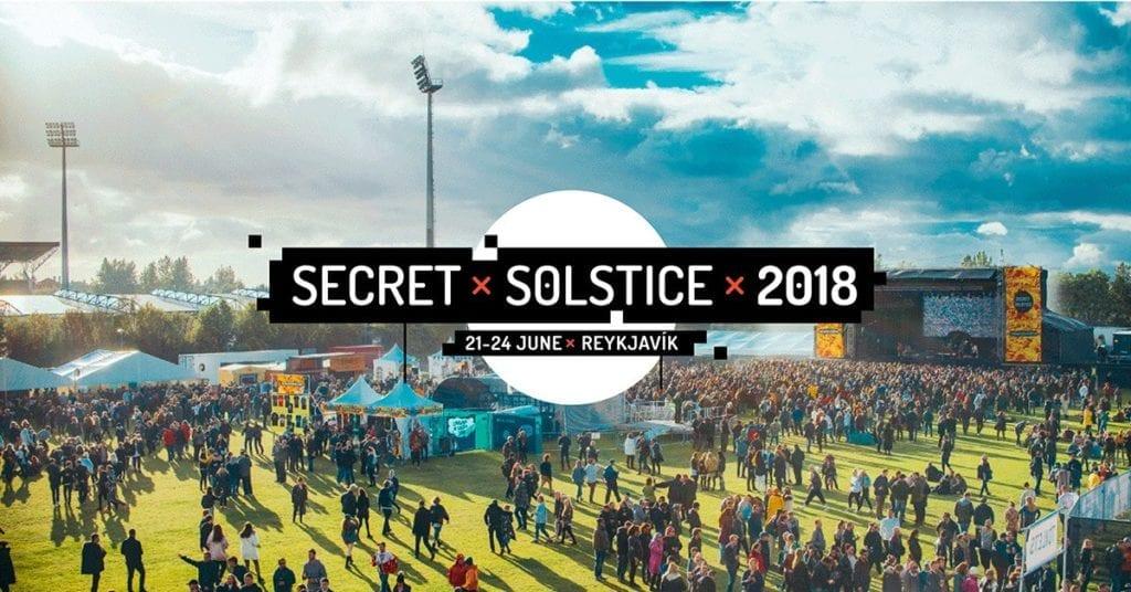 Secret Solstice 2018 Lineup