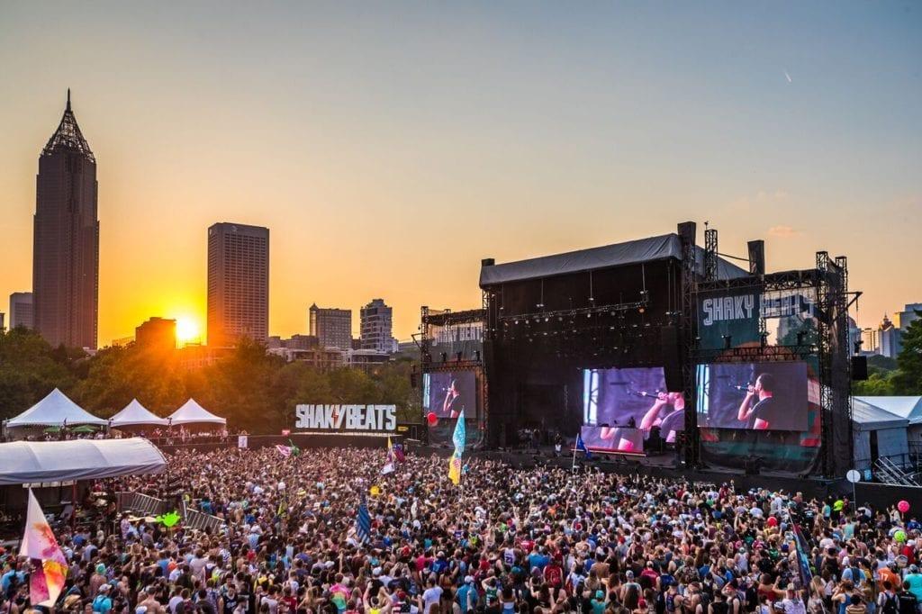 Shaky Beats 2018: Downtown Atlanta's Biggest Party!