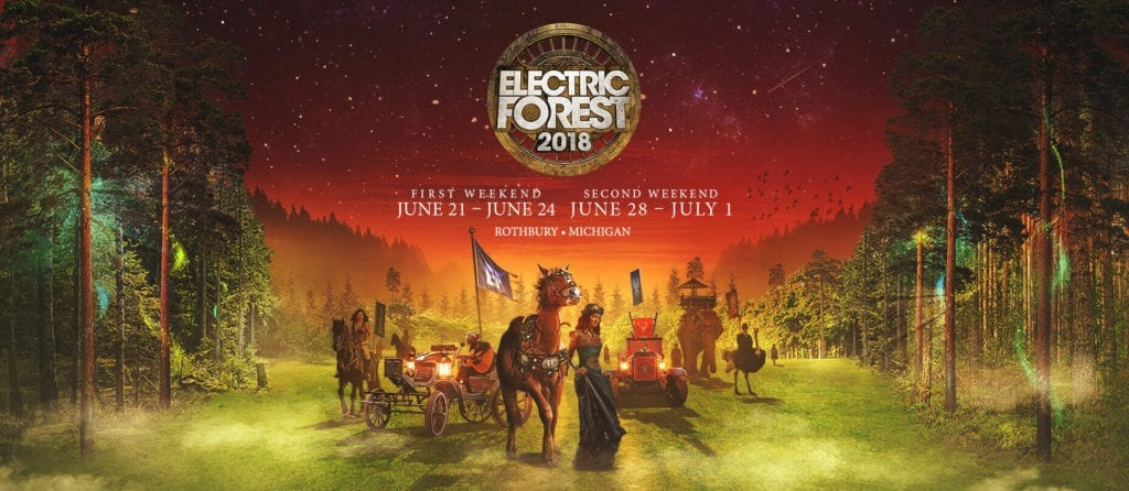 Countdown to Electric Forest