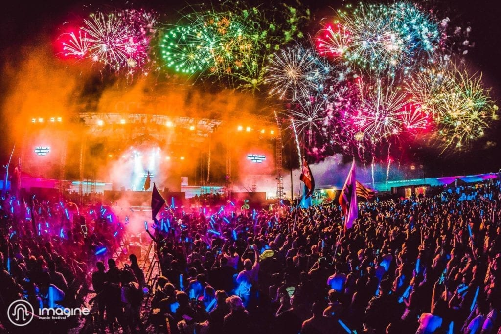 Imagine Music Festival Makes a Splash With Biggest Lineup EVER!