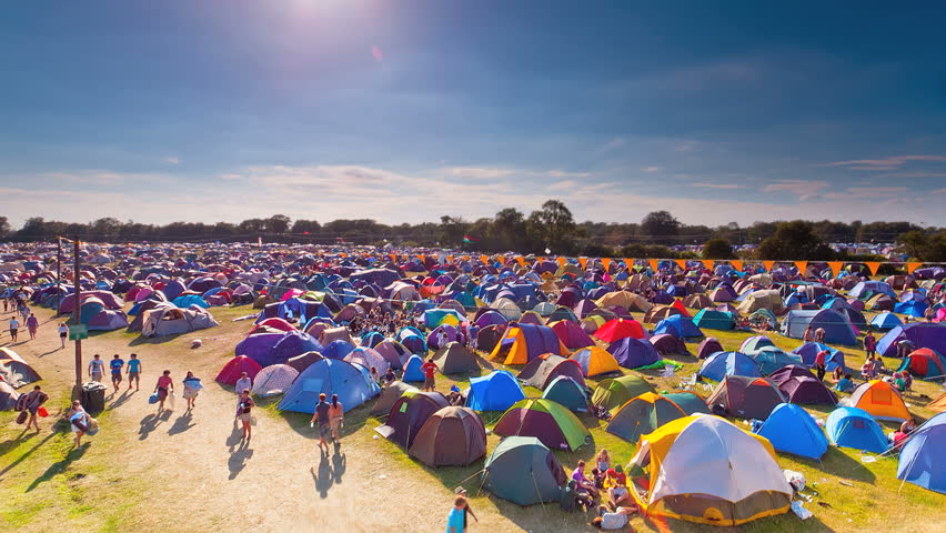 How To Fly With Everything You Need For A Camping Festival
