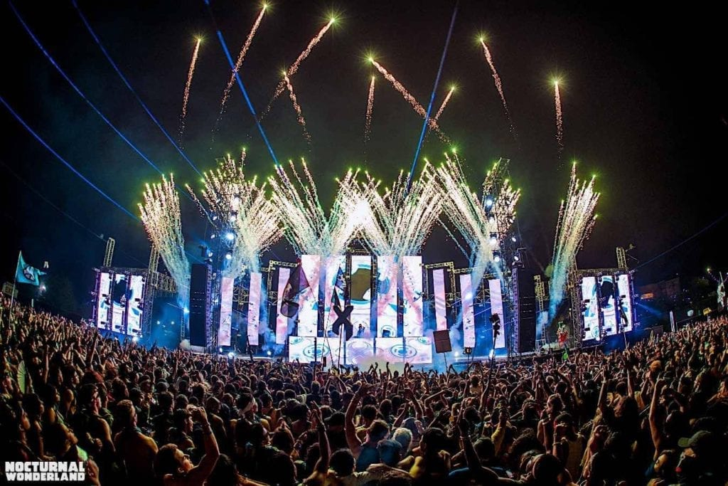 Nocturnal Wonderland Returns For Its 23rd Edition