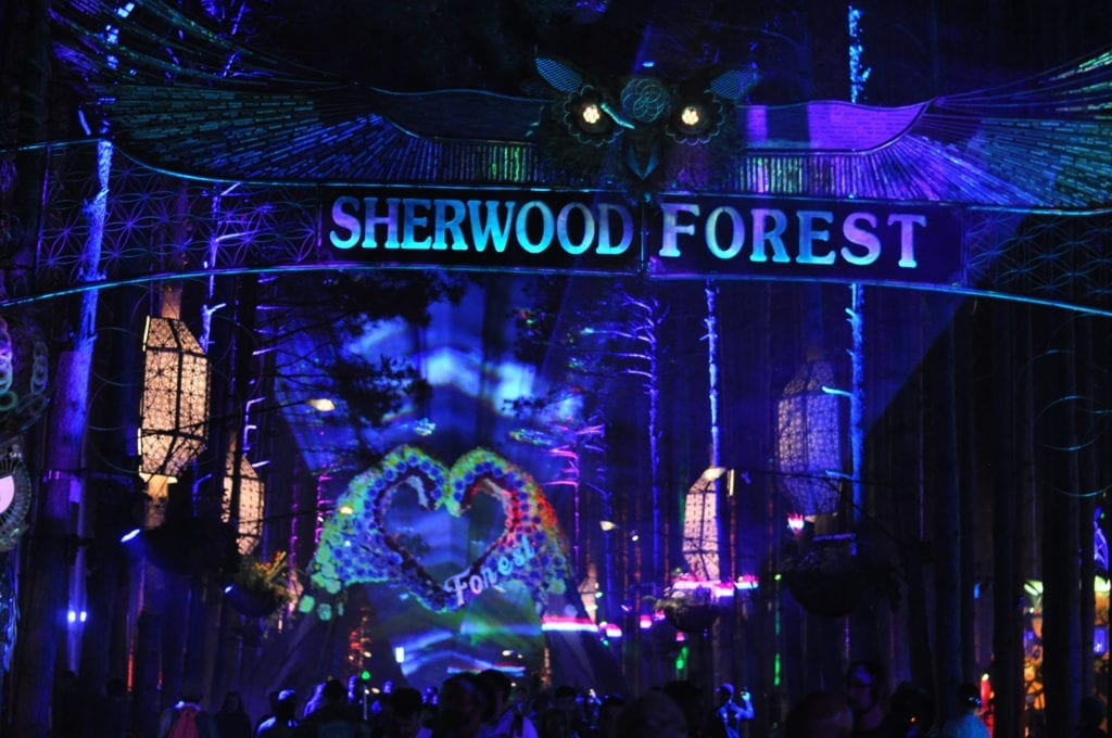 Electric Forest Initial Lineup Announced