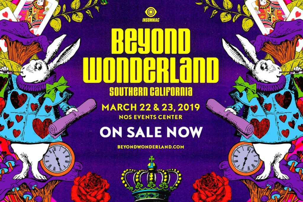 Insomniac Takes Us Beyond Wonderland Once More