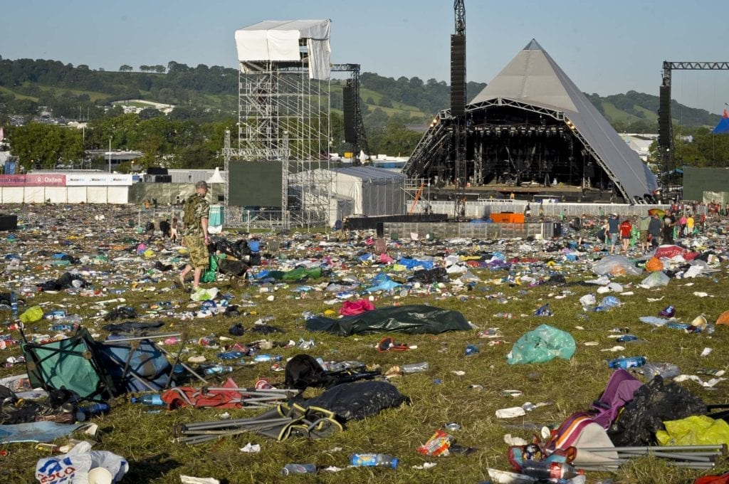 10 Ways We Can Reduce Our Environmental Impact At Festivals