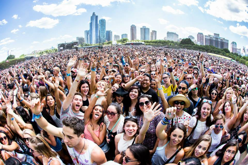Lollapalooza's Full Line-up is Everything
