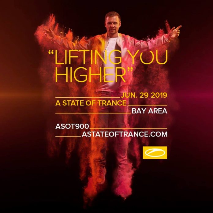 ASOT 900 Bay Area Releases Legendary Lineup!