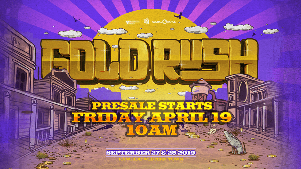 GOLDRUSH MUSIC FESTIVAL TO RETURN SEPTEMBER 27 AND 28, 2019!