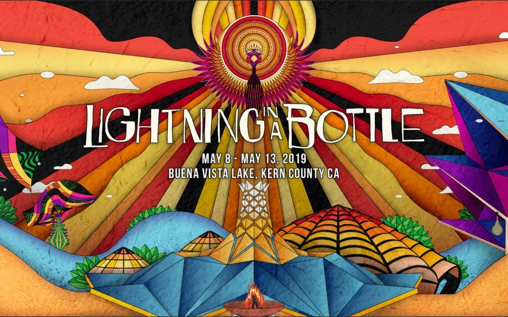 Lightning in a Bottle 2019 Is Bringing The Vibes!