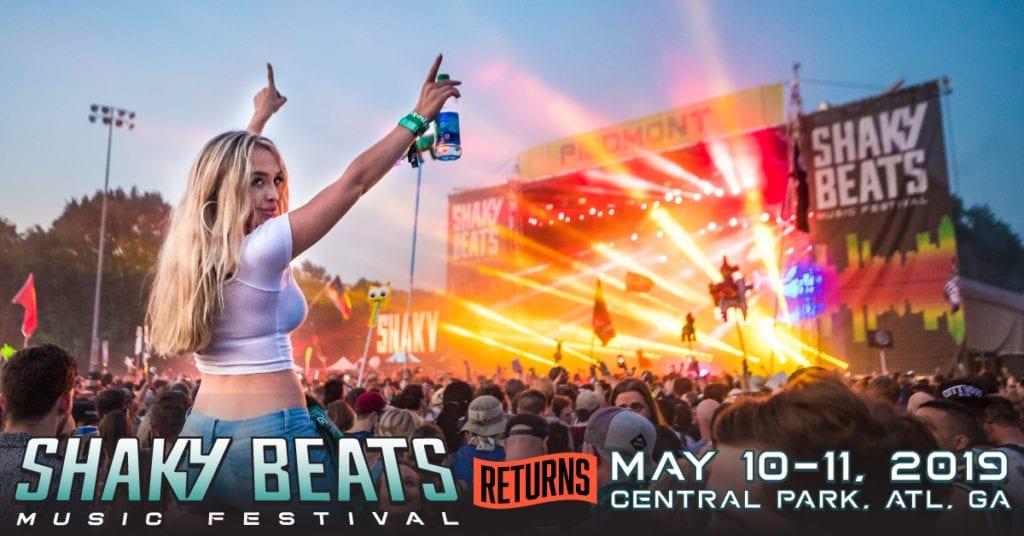 Shaky Beats Returns To Downtown Atlanta