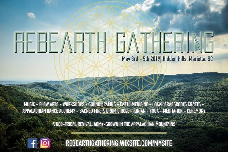 RebEarth Gathering: South Carolina's Permaculture Gathering