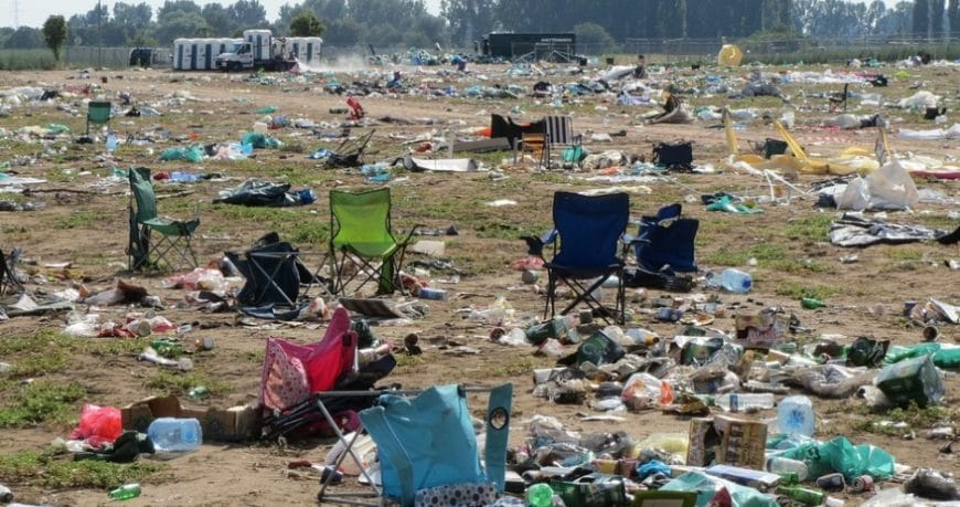 How To Be More Eco-Friendly At A Festival