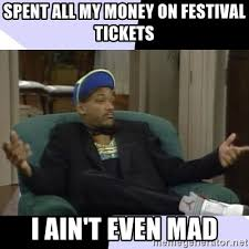 How Do You Save Money For All These Festivals?