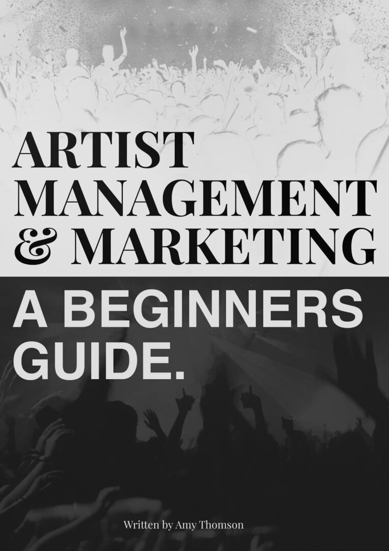 A Free Book on Artist Management!?!?