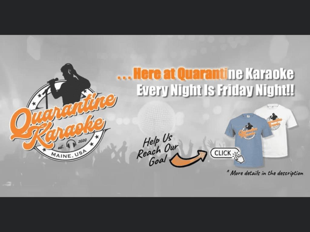 Quarantine Karaoke