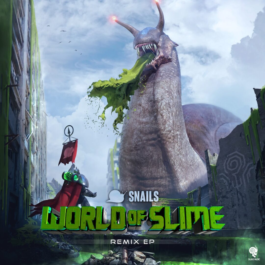 Vomitstep in World of Slime Remixes