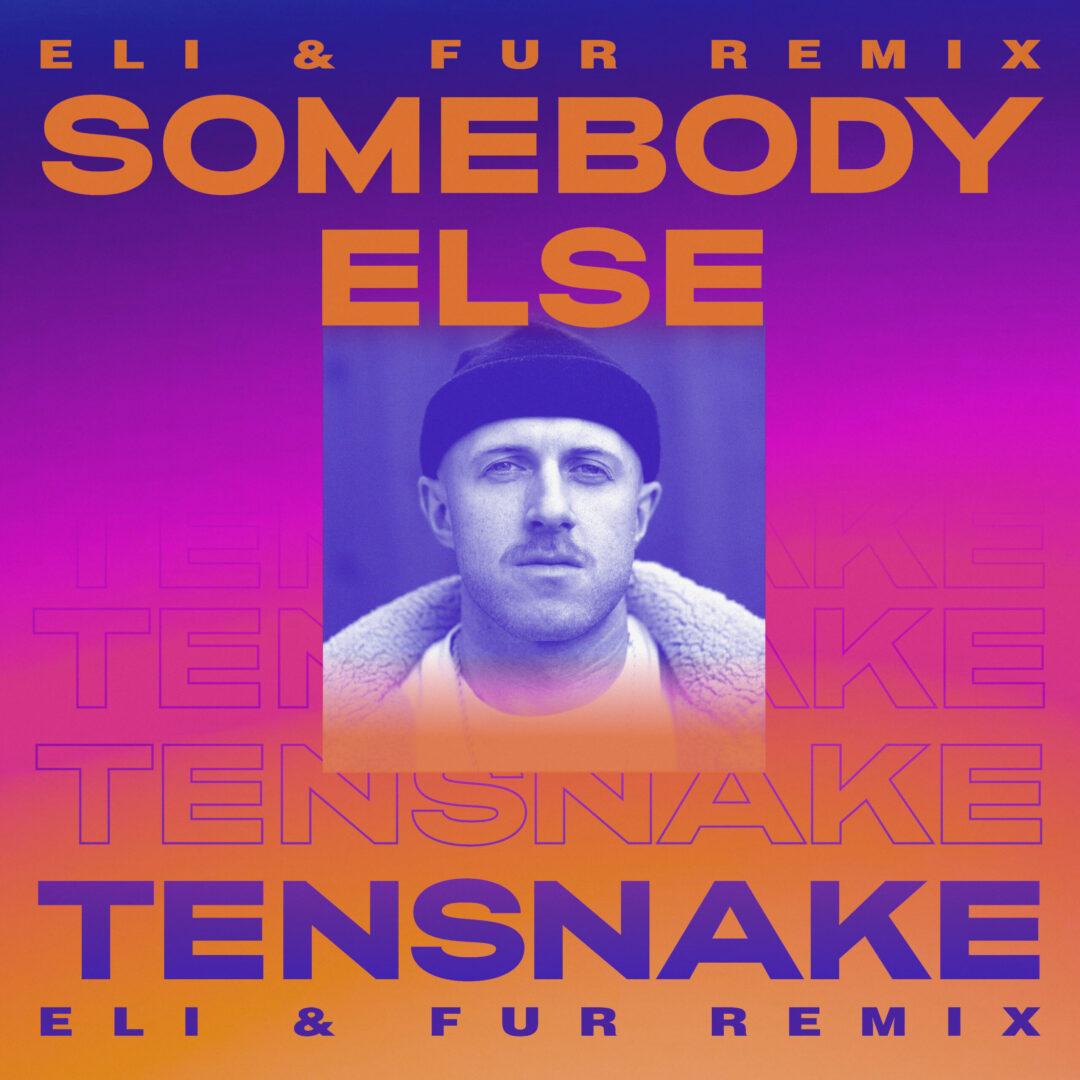 Eli & Fur Remix- 'Somebody Else'