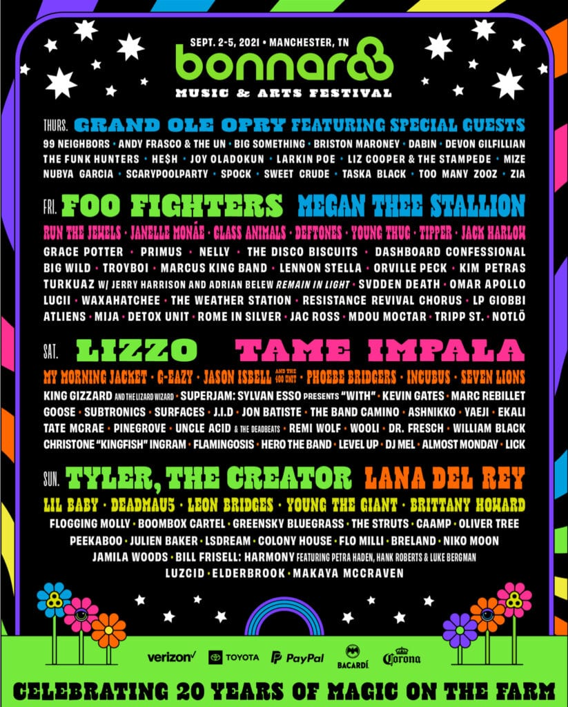 Roo Lineup. Be Sure To Vaccinate!