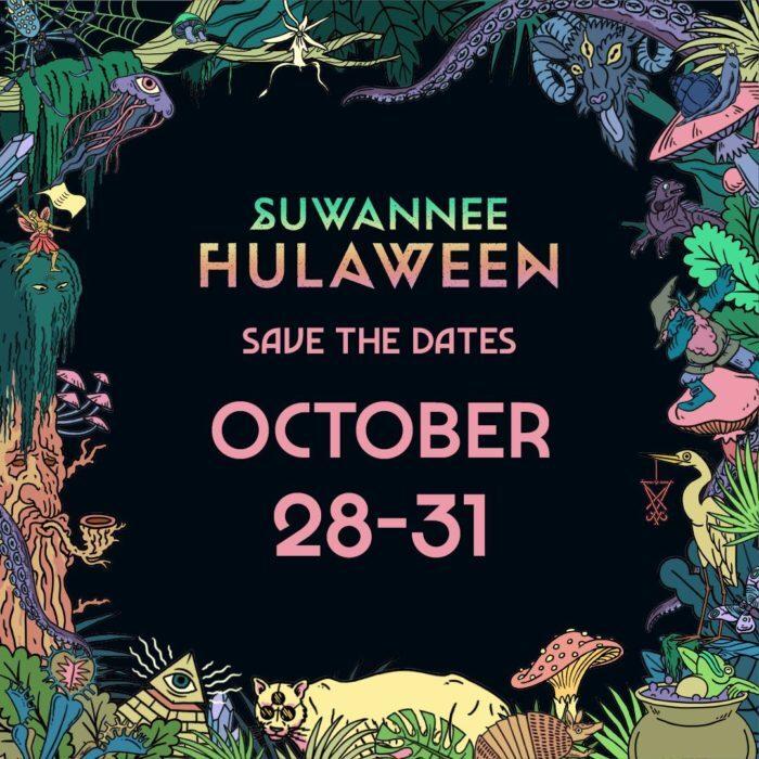 Suwannee Hulaween Announces 2021 Dates